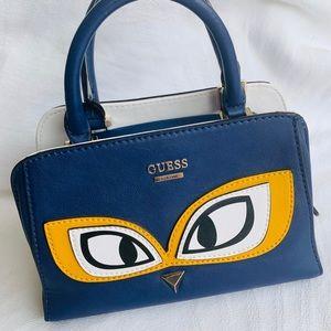 GUESS | Clare Mini Petite Satchel Handbag